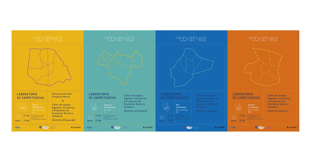 Comienzan los talleres de mapeo de iniciativas ciudadanas en los distritos