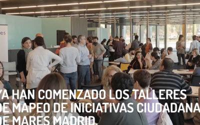 Video: Comienzan los talleres en #MARESMadrid