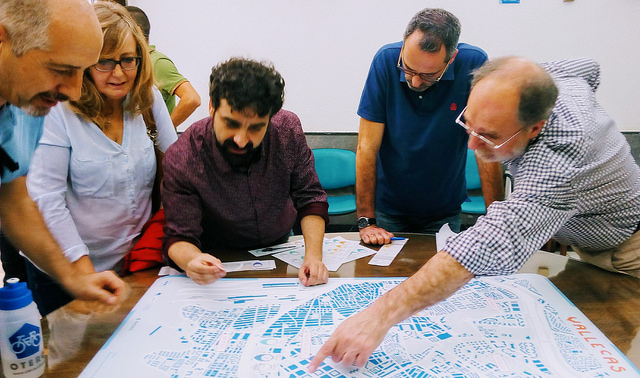 Finalizan los talleres de mapeo con 250 iniciativas ciudadanas presentadas