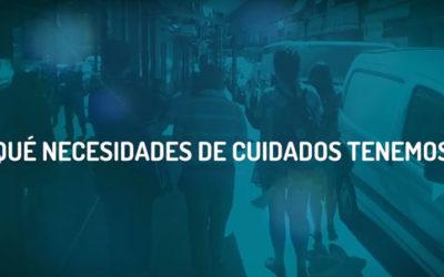Video: diagnóstico de Cuidados #MARESMadrid en Vicálvaro