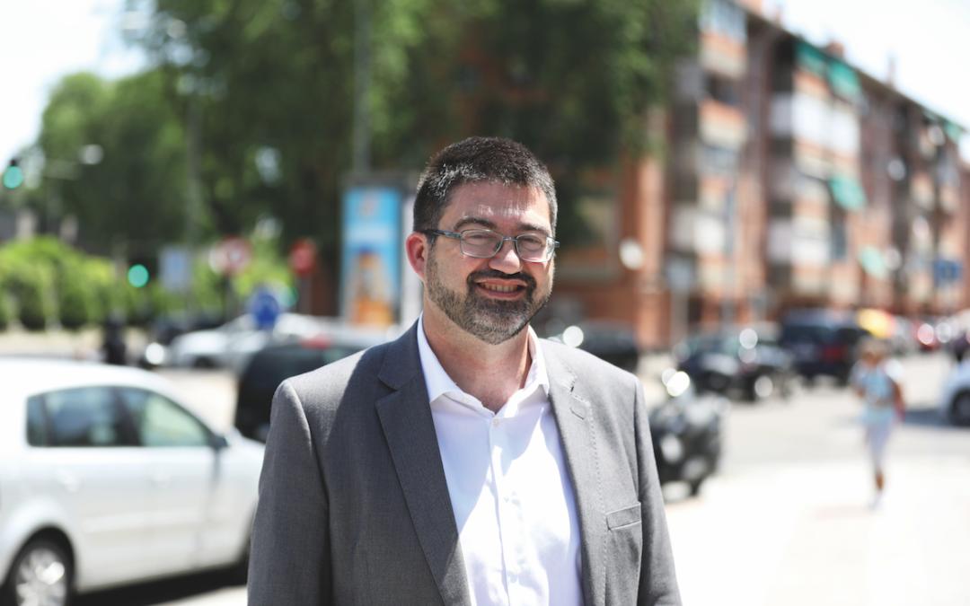 """Carlos Sánchez Mato: """"A través de MARES se generará nuevo tejido productivo de calidad"""""""