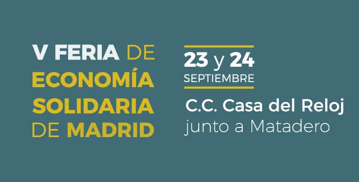 MARES Madrid participa en la V Feria del Mercado Social de Madrid