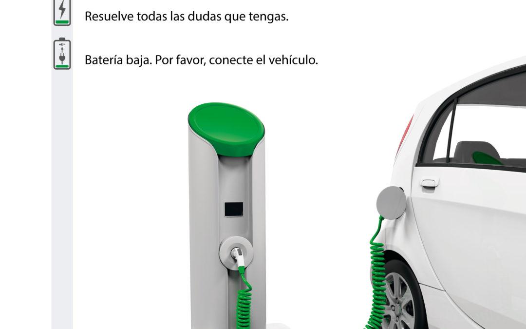 Taller de vehículos eléctricos y puntos de recarga