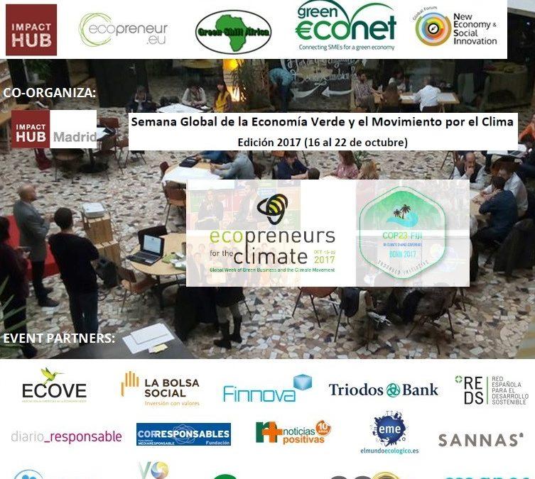Semana Global de la Economía Verde y el Movimiento por el Clima