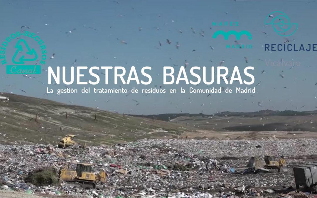 """Proyección del reportaje """"Nuestras basuras"""""""