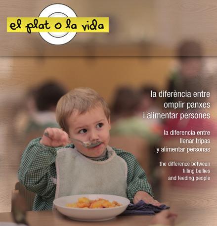 Proyección del documental 'El plato o la vida' y degustación