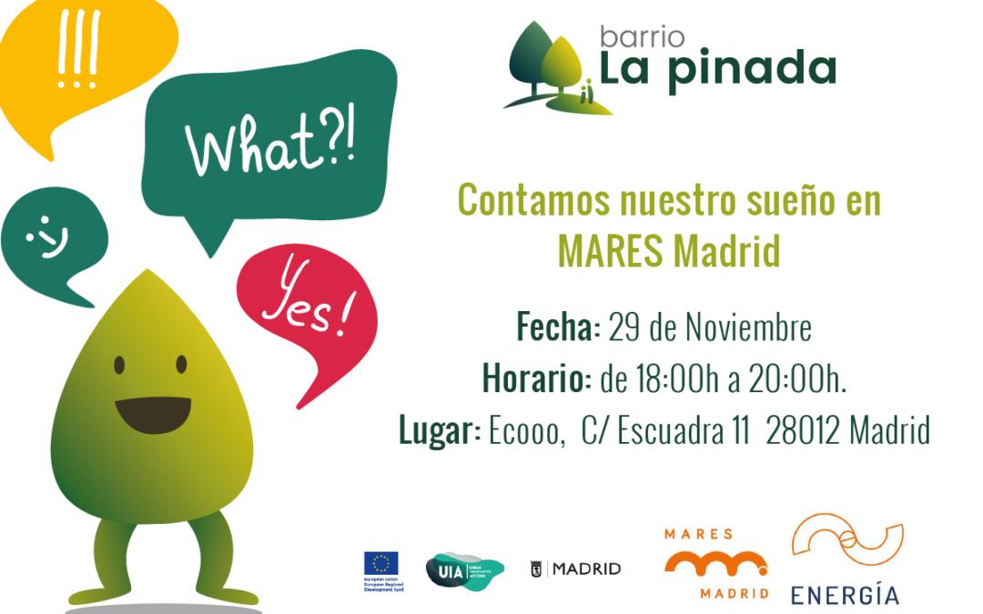 Presentación del proyecto Barrio La Pinada