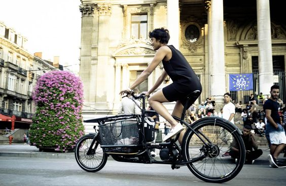 ¿Una ciudad sin furgonetas? – Futuros escenarios para la ciclo-logística