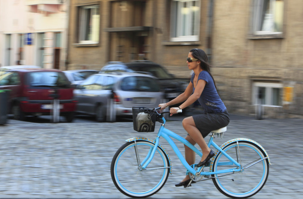 En bici por Madrid