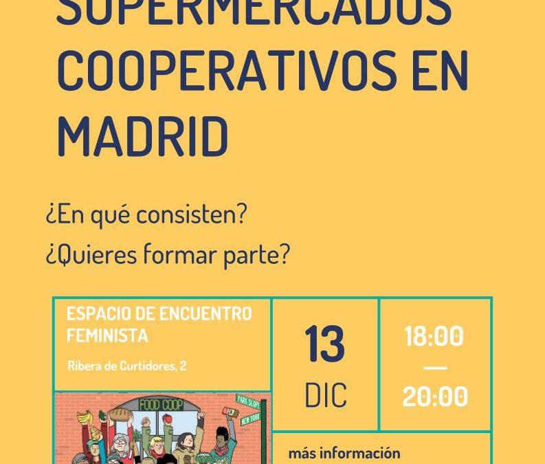 Supermercados cooperativos en Madrid