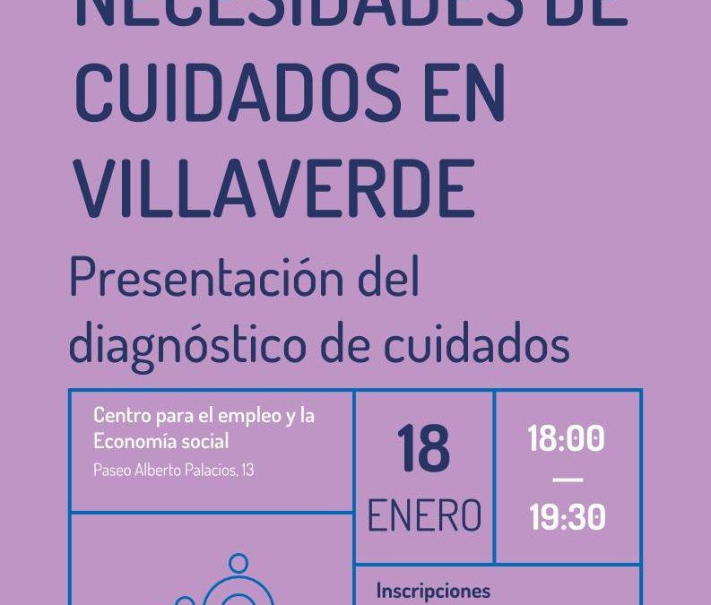 Las necesidades de cuidados en el distrito de Villaverde