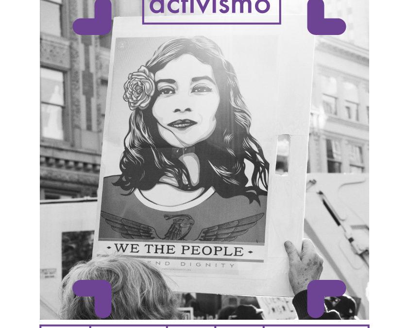 Taller de redes sociales, mujeres y activismo