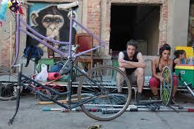 Mecánica para la bicicleta