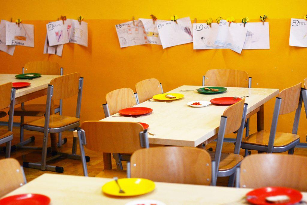 Comedores Ecológicos en Escuelas Infantiles · Mares Madrid