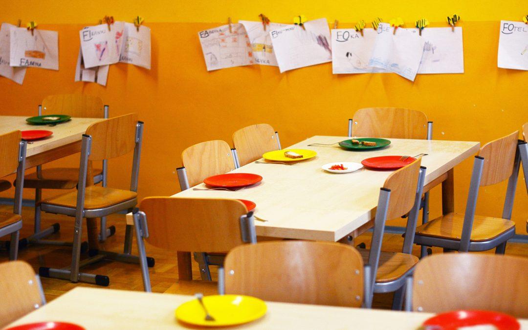 Comedores Ecológicos en Escuelas Infantiles
