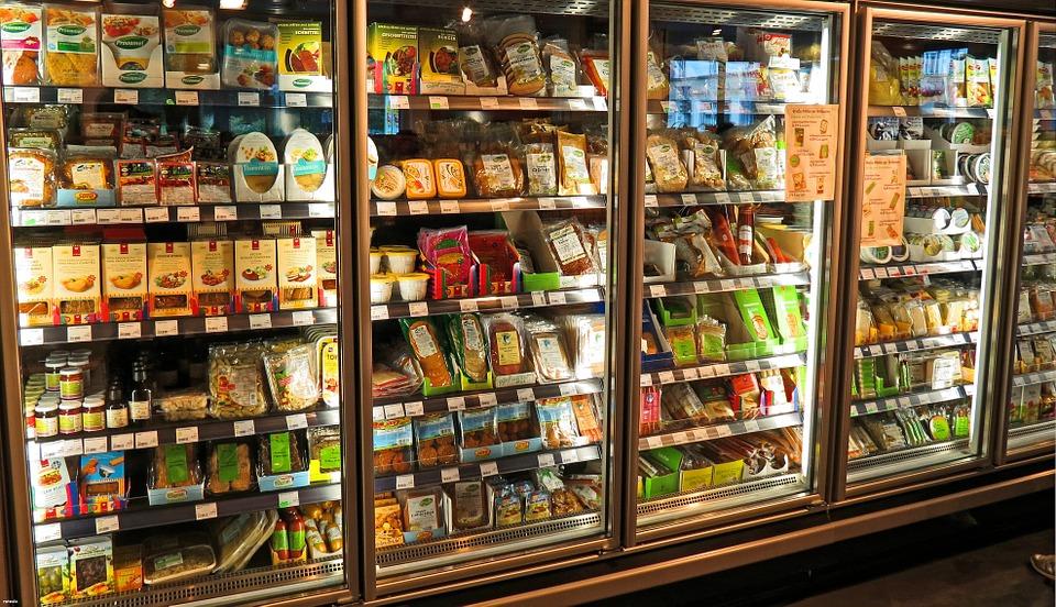 CAP Supermercado Cooperativo en el distrito Centro