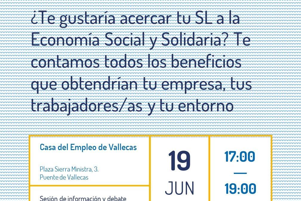 ¡Pásate a la Economía Social y Solidaria!