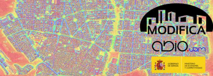 Proyecto Modifica: ¿Efectos de la isla de calor de Madrid?
