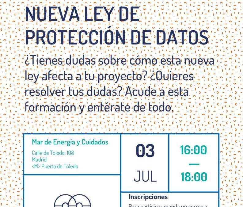 Todo lo que tienes que saber sobre el nuevo Reglamento General de Protección de Datos