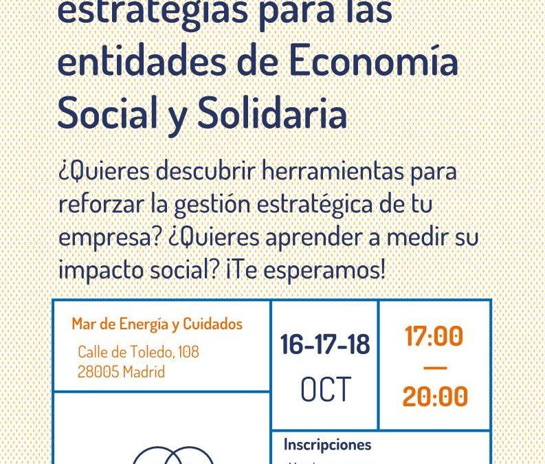 Estrategias e impactos de las empresas sociales