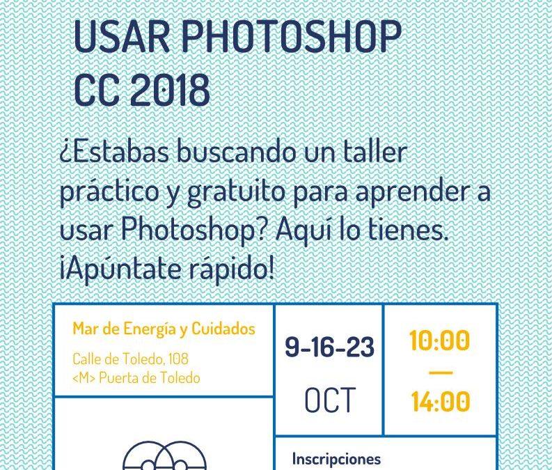 Curso gratuito de Photoshop CC2018