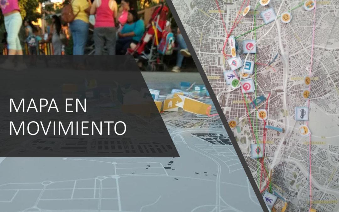Mapa en Movimiento – Villaverde