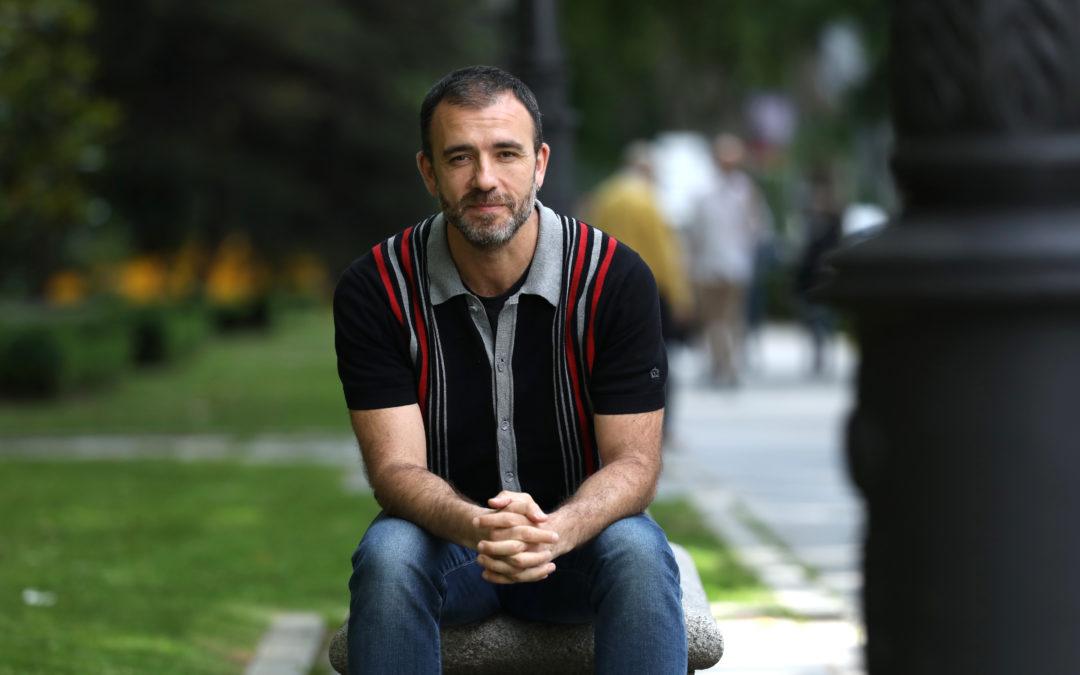 """Nacho Murgui: """"Queremos que la ciudadanía tenga acceso a una alimentación saludable y sostenible"""""""