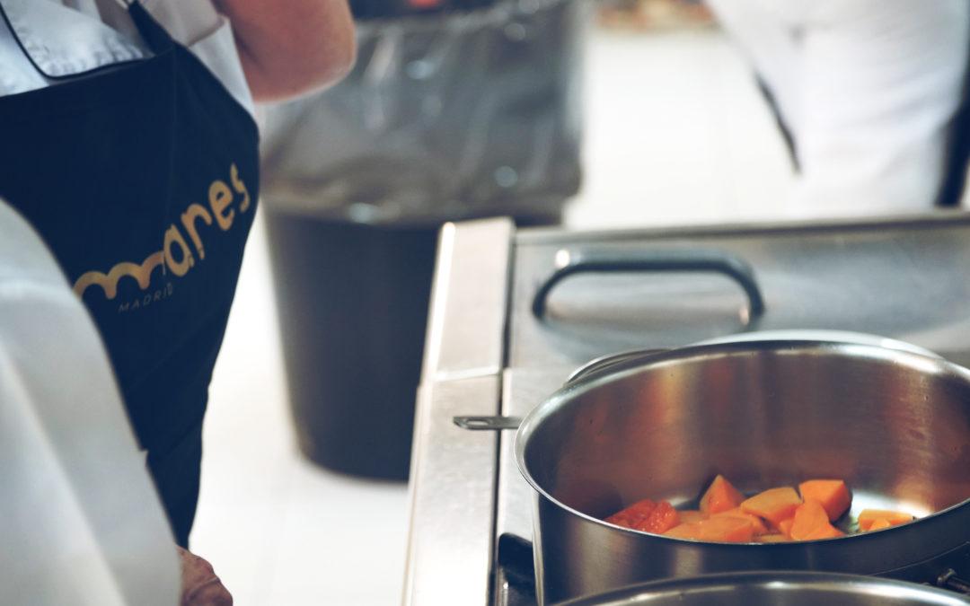 Mares de Menús: herramienta de modelaje de oferta gastronómica