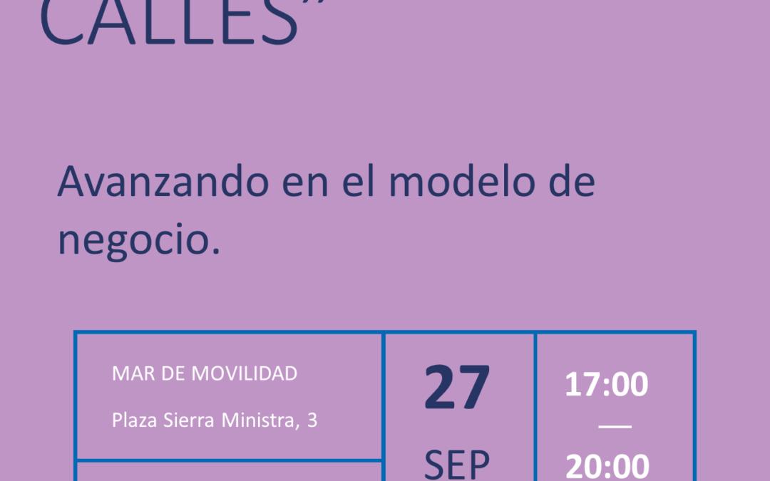 """Proyecto """"A tres calles"""""""