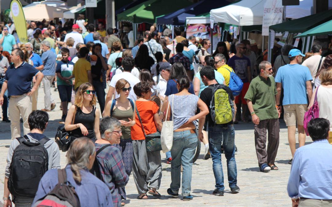 ¿Qué ha preparado MARES para la VI Feria de la Economía Solidaria de Madrid?