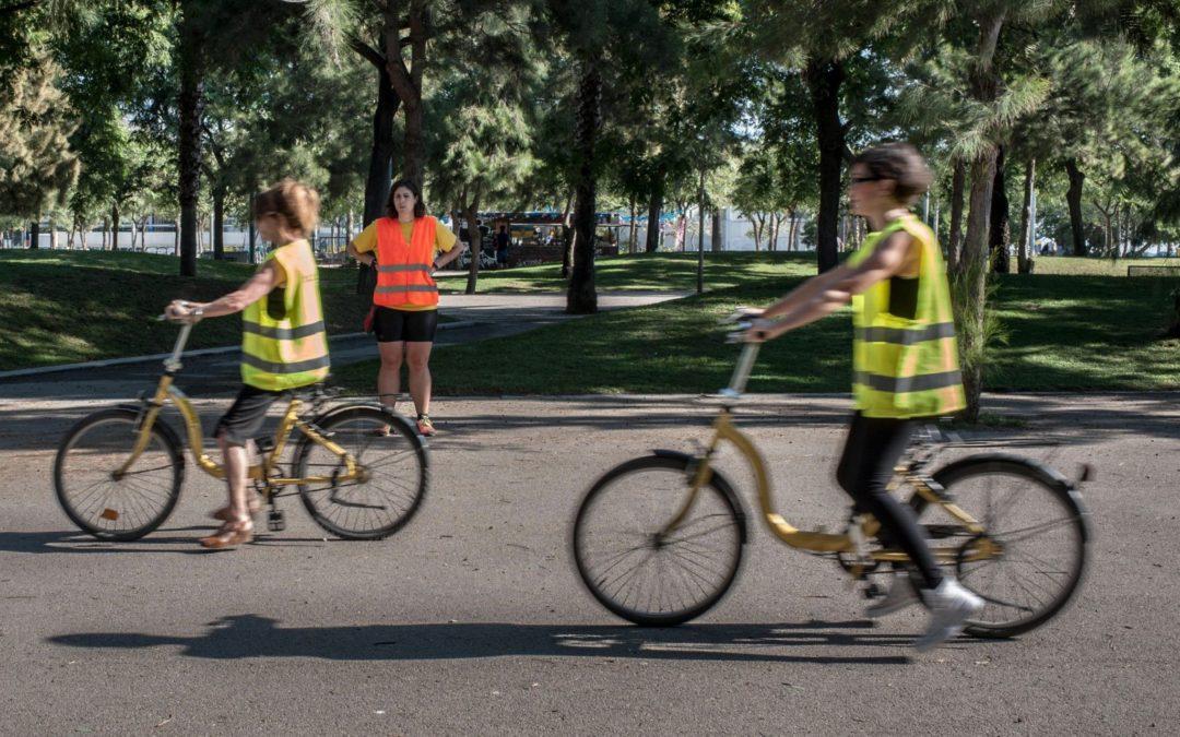 """Presentación pública de """"Una bici más"""""""