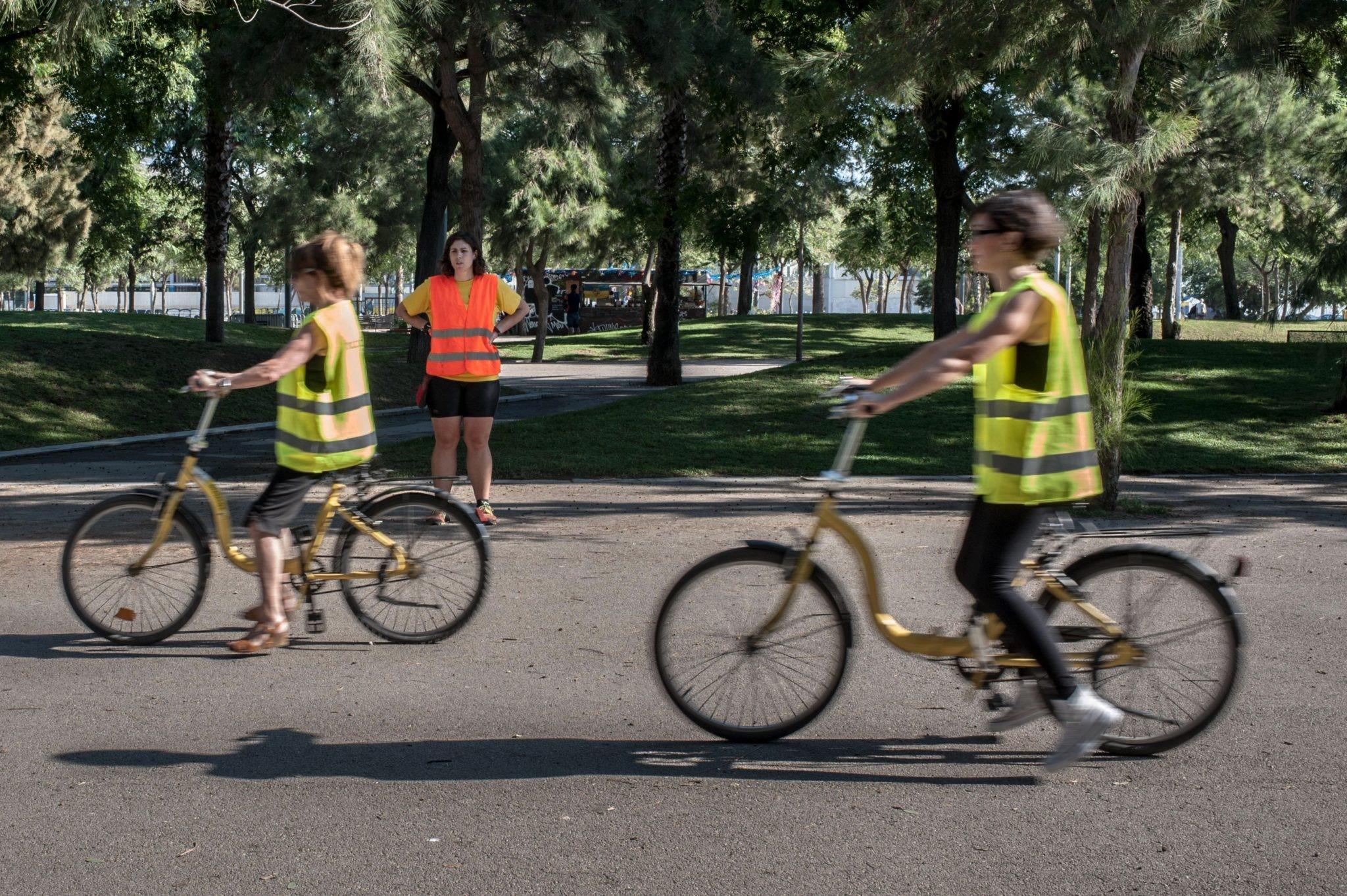 Una Bici Más