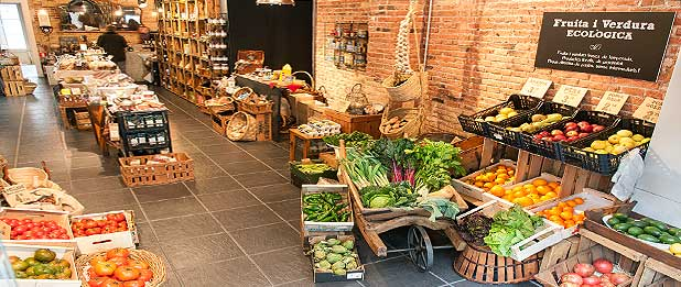 Networking tiendas productos ecológicos