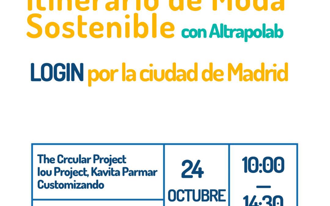 Itinerario de moda sostenible por la ciudad de Madrid