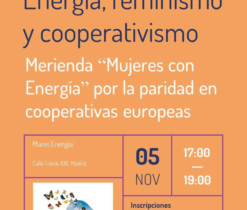 Cooperativas, mujeres y energía