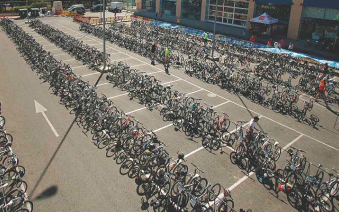 ¿Al CONAMA en bici? Ven y apárcala de manera segura