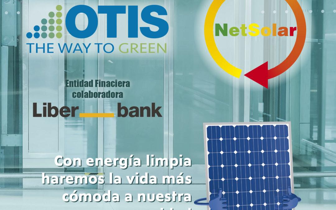 Ascensor Solar. ¡Una solución sostenible para tu comunidad!