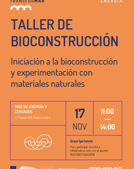 Taller de Bioconstrucción