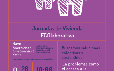 El acceso a las viviendas ecolaborativas: sostenibles y en colectivo