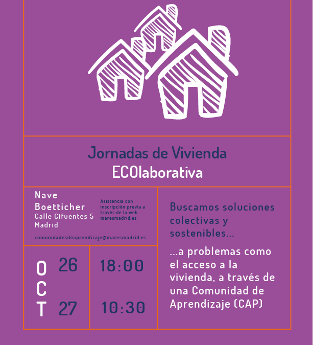 Jornadas de Vivienda ECOlaborativa