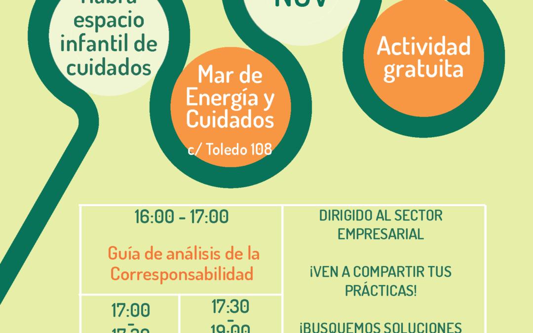 Intercambio de prácticas empresariales de corresponsabilidad en la economía social y solidaria