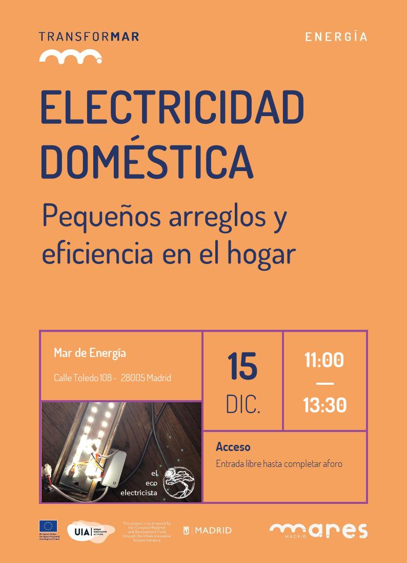 electricidad doméstica