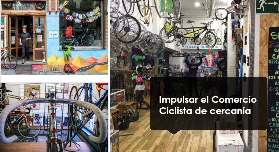CAP Red de talleres de bici: colectivizando recursos y servicios