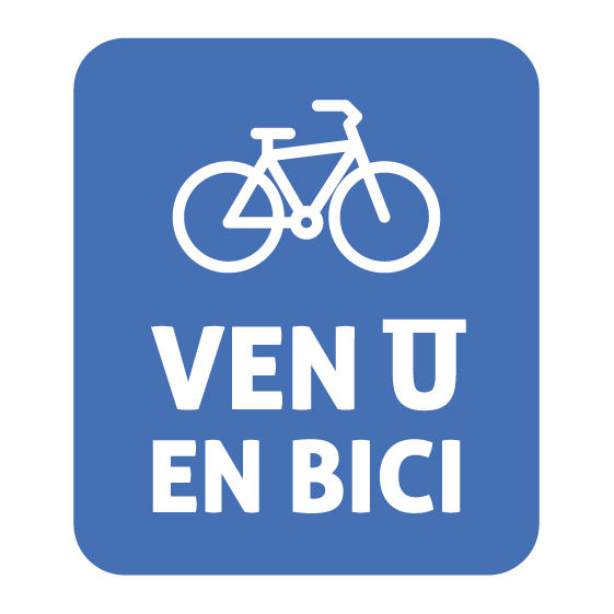 Ven U en bici