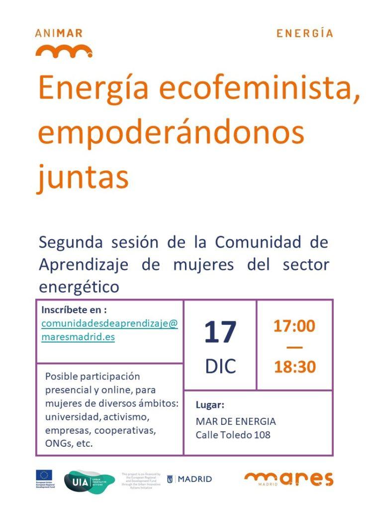 energía ecofeminista