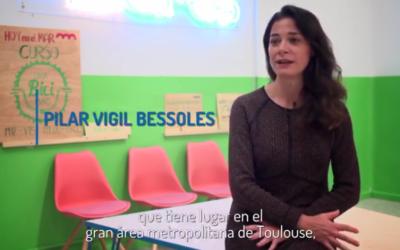 Pilar Vigil de COMMUTE Toulouse