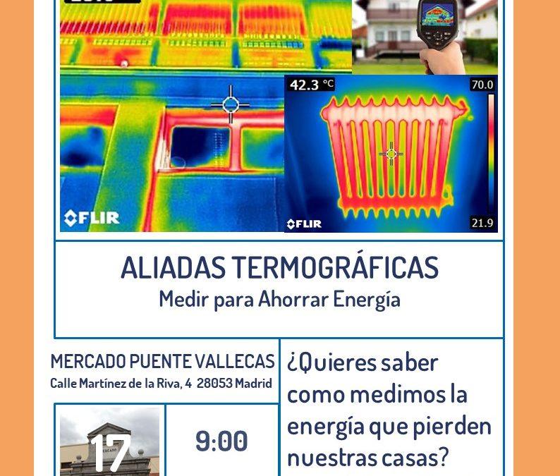 Fotografías termográficas para averiguar por dónde pierde calor tu casa