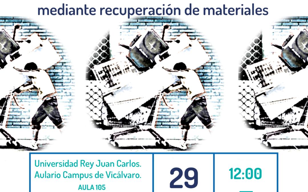 Presentación del primer Supermercado de Materiales Recuperados de España