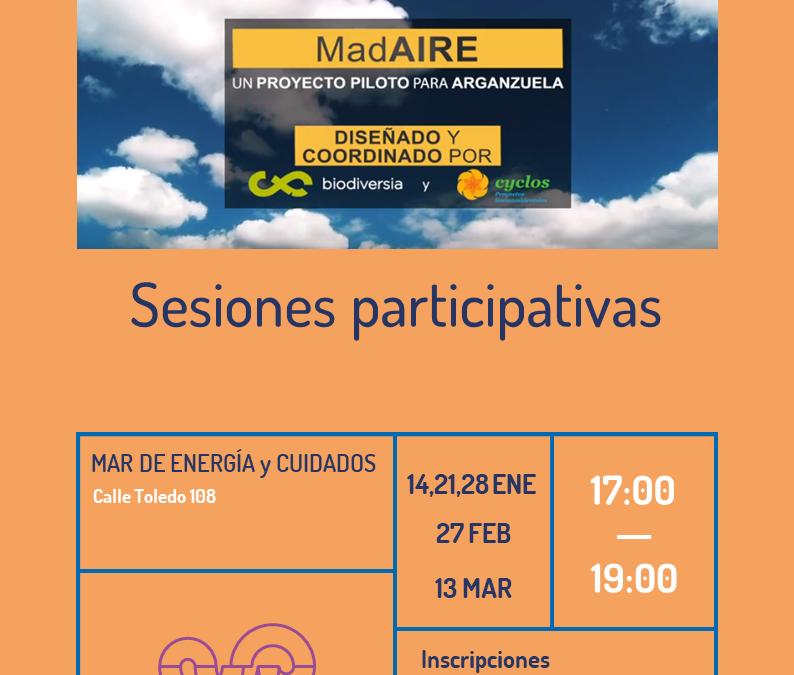Sesiones participativas MadAIRE