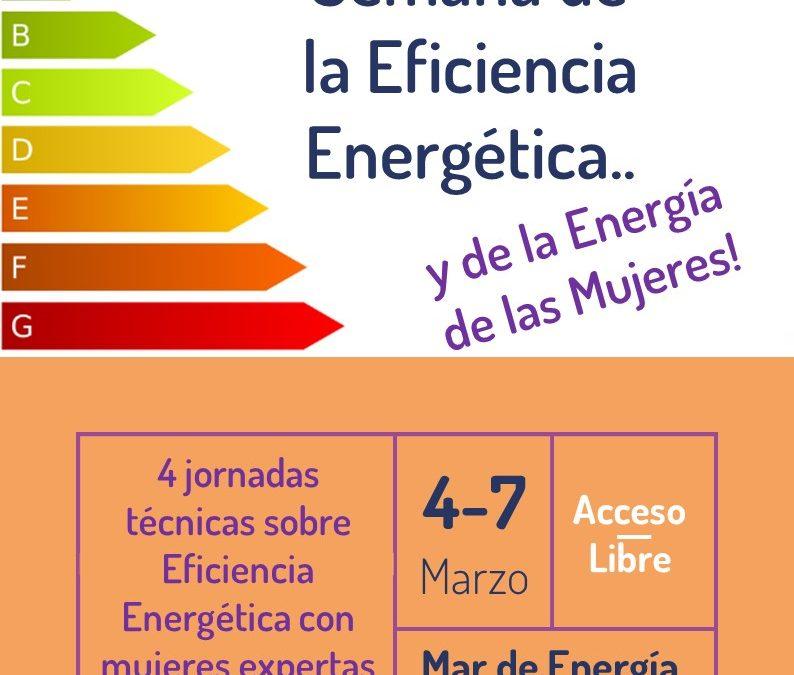 Semana de la eficiencia energética y las mujeres